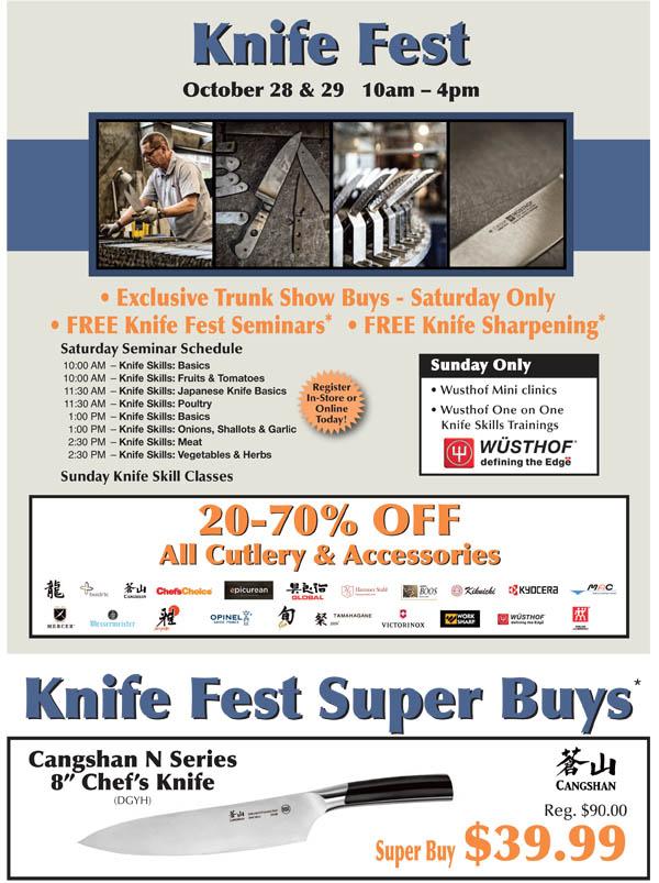 Knife Fest 2017