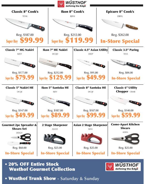 Knife Fest Super Buys 3