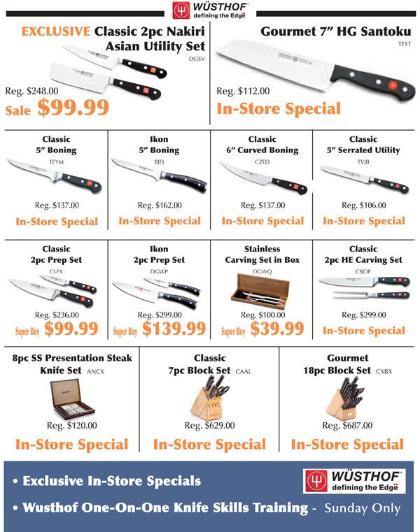 Knife Fest Super Buys 4
