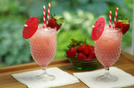 Strawberry Cream Soda