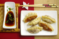 Beef Pot Stickers