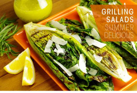 Grilling Salads