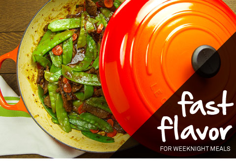 Fast Flavor for Weeknight Meals