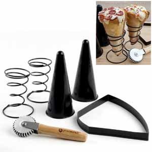 Pizza Cone Set