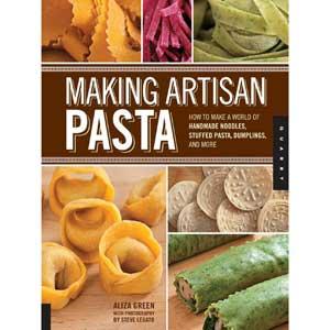 Artisan Pasta Cookbook