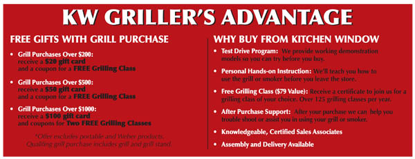 Grillers Advantage
