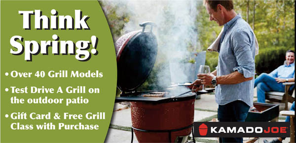 Join Us For Grill Expo