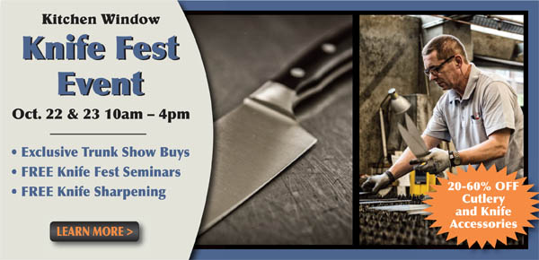 Join Us For Knife Fest