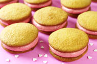 Strawberry Whoopie