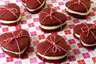 Valentine Whoopies