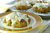 Oatmeal-Maple Scones